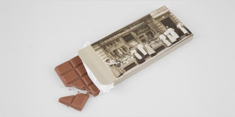 Tafelschokolade 1842